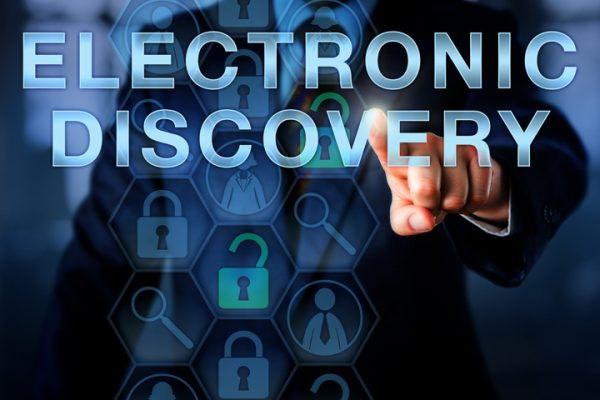 E-discovery computer forensic services